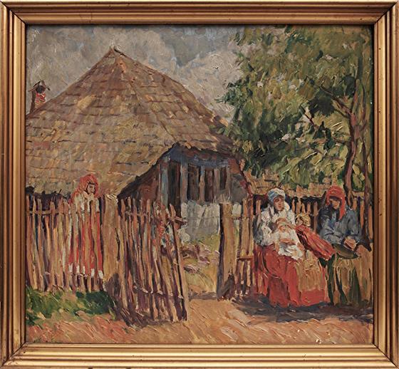 Na vesnici