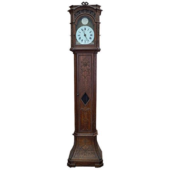 Podlahové hodiny kolem roku 1800