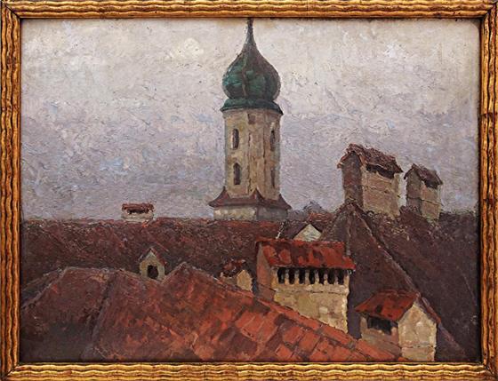 Kostel - Brno