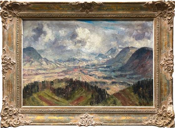 Valašská krajina - velký formát