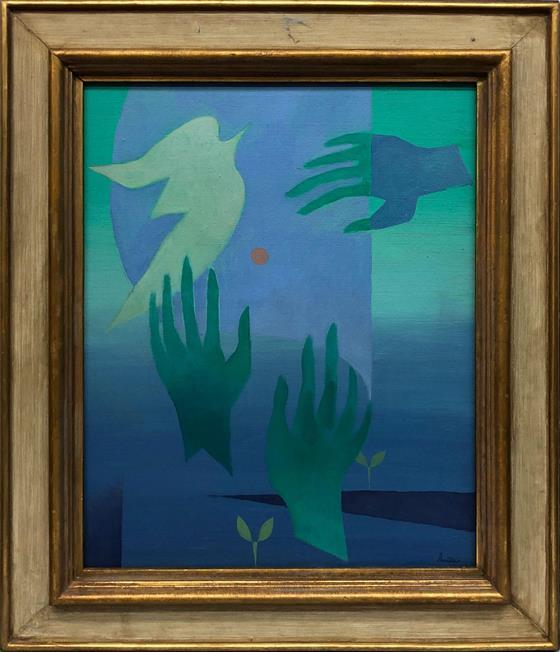Zelené ruce