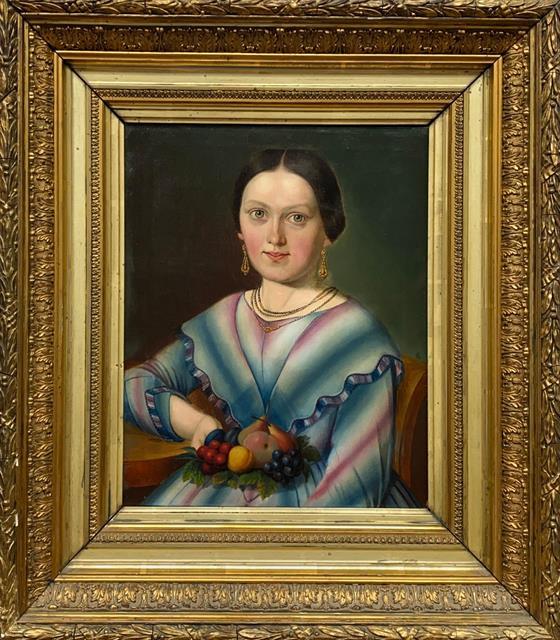 Portrét dámy